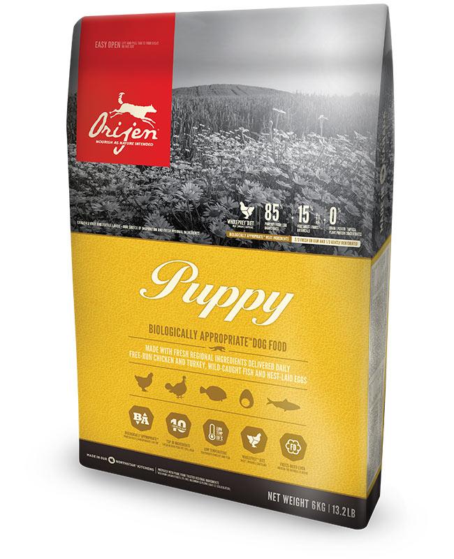 ขาย Orijen Puppy, Adult, Senior  ราคาถูกกว่าร้าน Petshop รับรองคุณภาพ