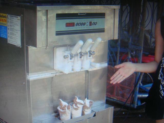 ผู้ใดสนใจเอาหมาบลูด็อกแลกเครื่่องไอศครีม+สูตรแบบkfc