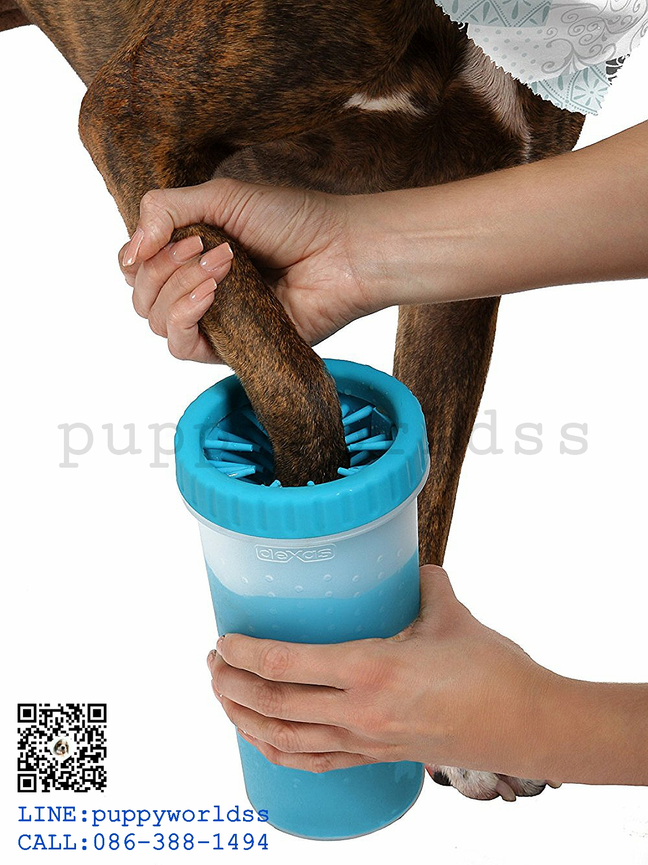 กระป๋องล้างอุ้งเท้าของสุนัข #MudBuster