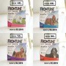 Frontline Plus (ฟรอนท์ไลน์ พลัส) กำจัดเห็บหมัดสุนัข
